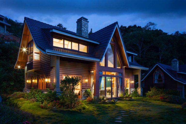 isolation de maison et chalet avec des isolants écologiques